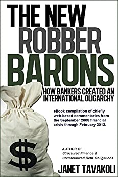 The New Robber Barons by [Tavakoli, Janet M.]