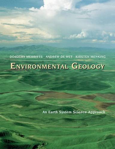 Environmental Geology: An Earth System Science Approach