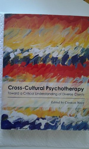 Cross-Cultural Psychotherapy