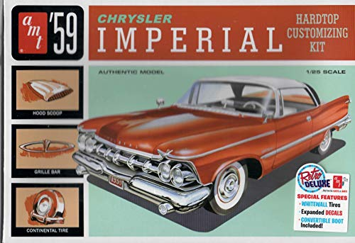AMT AMT1136 1/25 1959 Chrysler Imperial from AMT