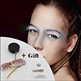 Best Eyelashes For Halloween Dances - Christmas Gift LED Eyelashes Waterproof for Nightclub Light Review