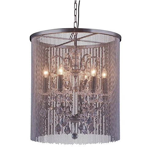 6 Light Wire Ball Pendant in Florida - 6