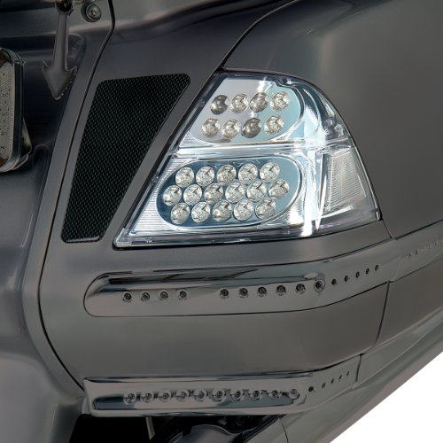 (Show Chrome Accessories 52-788 Saddlebag LED Light)
