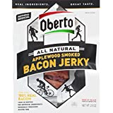 Oberto All Natural Applewood Smoked Bacon Jerky, 2.5 Ounce Bag