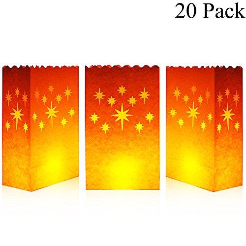 Luminaries Bags Candles - 2