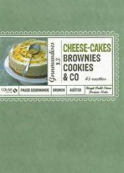 Cheese-cakes, brownies, cookies