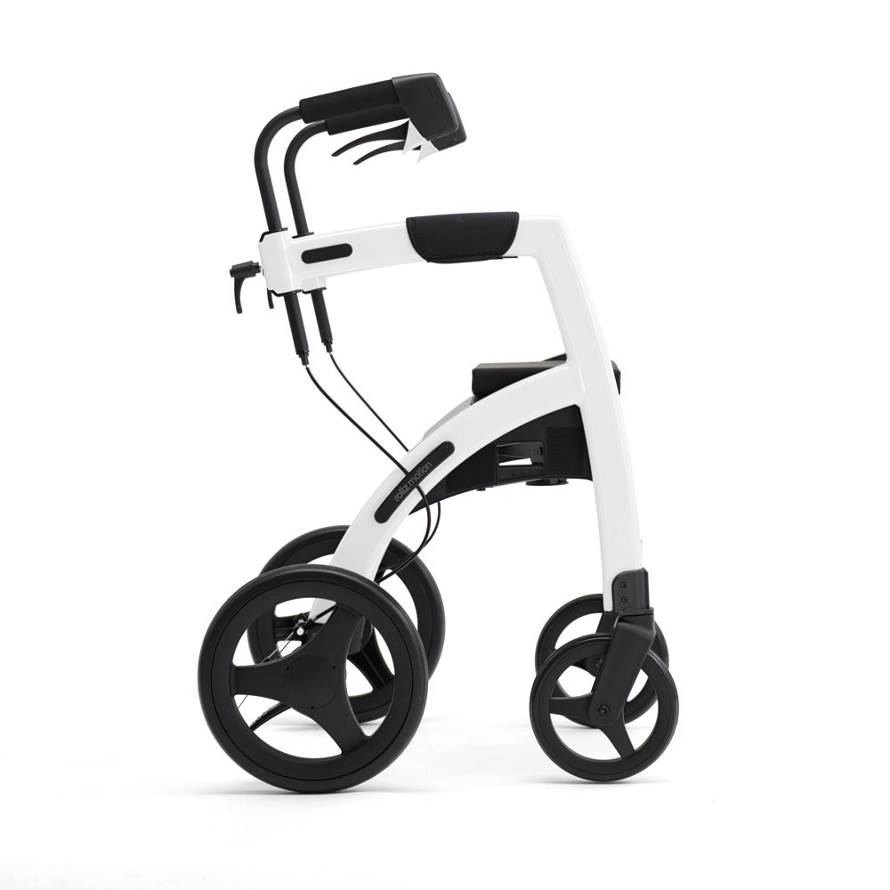 Rollz Motion 2, andador rollator y cochecito de un solo ayuda ...