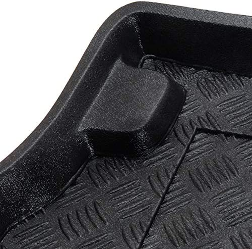 carmats4u Tailored Boot Liner//Tray//Mat for 5 Series E61 Touring//Estate 2004-2010 /& Removable Anti-Slip Charcoal Carpet Insert