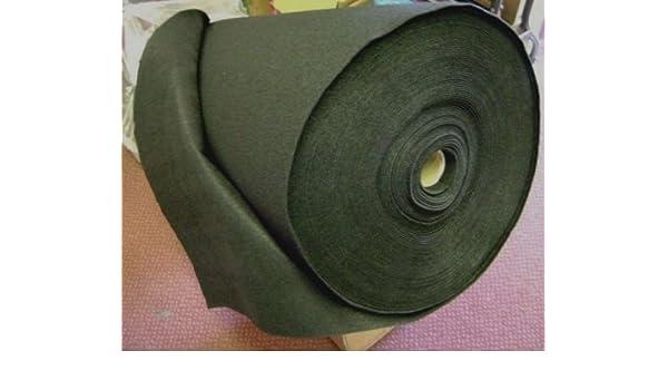 TRUNK LINER 150ft x 4ft BLACK ROLL SPEAKER BOX CARPET