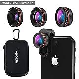 Best Macro Lens - NELOMO Universal Professional HD Camera Lens Kit Review