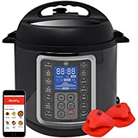 Mealthy MultiPot 9-in-1 Programmable Pressure Cooker 6...