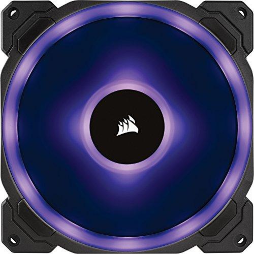 Corsair LL Series LL140 RGB 140mm Dual Light Loop RGB LED PWM Fan Single Pack Cooling CO-9050073-WW Photo #7