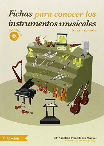 Descargar Libro Fichas Para Conocer Los Instrumentos Musicales Mª Agustina Perandones MÁnuel