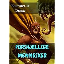 Forskjellige mennesker (Norwegian Edition)