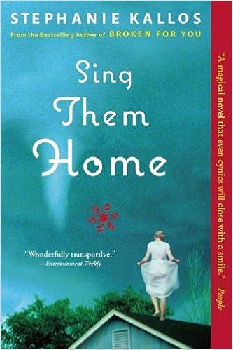 Sing Them Home A Novel Stephanie Kallos 9780802144133 Amazon