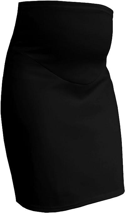 Smarternity - Falda de lápiz, diseño Liso: Amazon.es: Ropa y ...