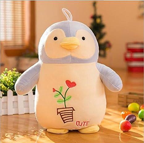 YOIL Lindo y Encantador Juguete Suave Peluches Baby Soft 50cm pingüino de Peluche de Juguete Relleno