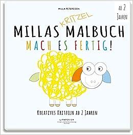 Bastel- & Kreativ-Bedarf für Kinder Malbuch ab 5 Jahren Mit bunten Malvorlagen Broschüre Deutsch 2018