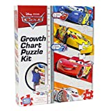 Disney 50 Piece Cars Growth Chart Puzzle