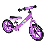 Boppi No Pedal BMX Purple Balance Bike for kids