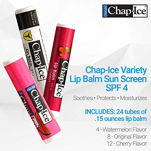 Buy chapstick for winter lips