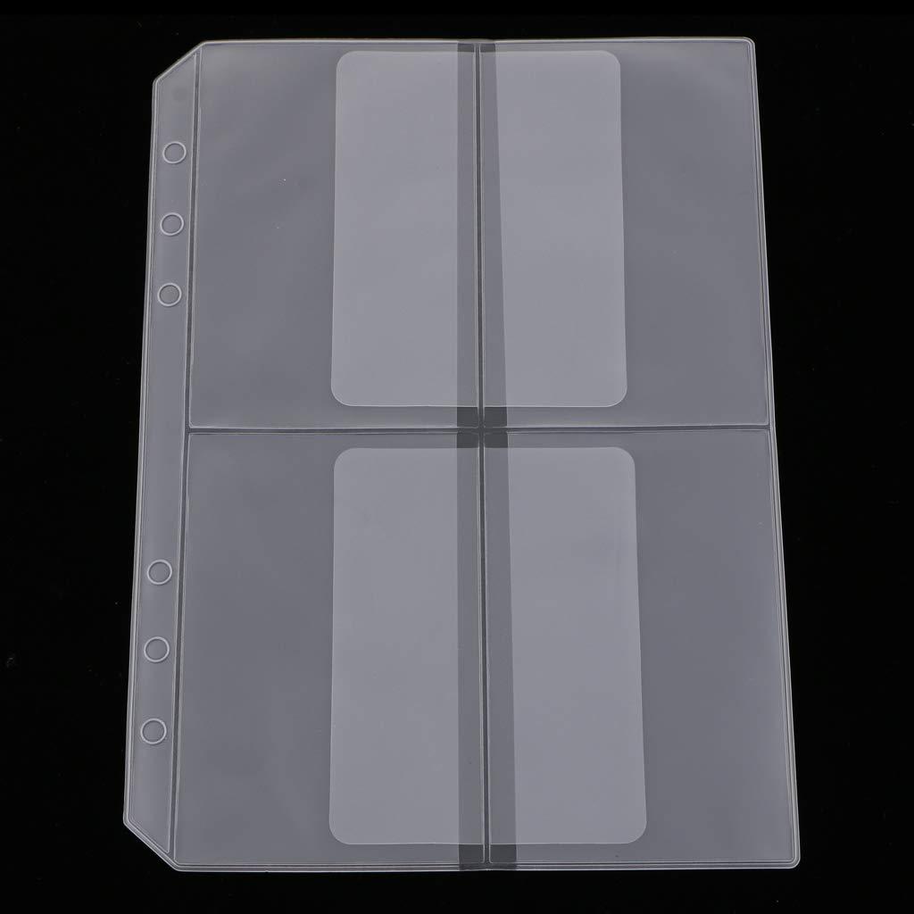 Sticker Collecting Album Storage Book Pocket Postcard 148x210mm//5.8x8.2inch