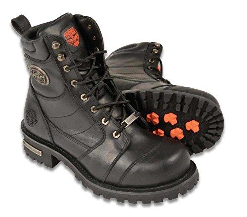 Classic Motorbike Boots - 5