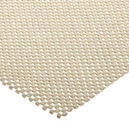 Tenura 75378-0002 Beige Fabric Non-Slip Netting, 6\' Length x 20\