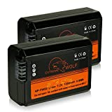 Bundle - 2x Battery NP-FW50 with Infochip · 100% compatible with Sony NEX-3 | NEX-3A | NEX-3D | NEX-3K | NEX-5 | NEX-5A | NEX-5D | NEX-5H | NEX-5K | NEX-6 | NEX-7 | Sony Alpha: 33 (SLT-A33) | 37 (SLT-A37) | 55 (SLT-A55)