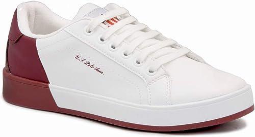 U.S.Polo Upl 9Y Lexi G Blanco Zapatos de Mujer Deportes de Mujer ...