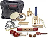Stagg 19 Piece Junior Percussion Kit with Bag