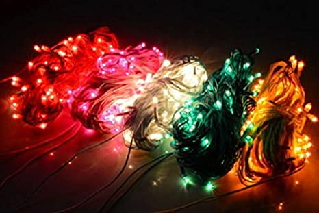 Lilone 4 Rice Light Serial String Bulbs (Ladi) Decoration Lighting ...