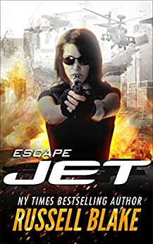 JET - Escape: (Volume 9) by [Blake, Russell]