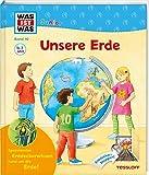 WAS IST WAS Junior Band 10. Unsere Erde: Seit wann gibt es die Erde? Warum ist es am Nordpol so kalt? (WAS IST WAS Junior Sachbuch, Band 10)