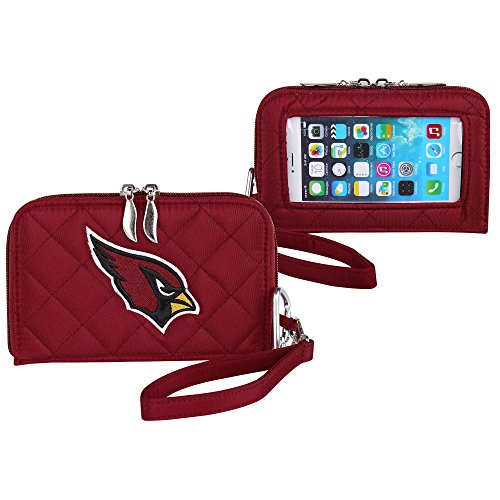 Arizona Cardinals Quilted Cell Phone (Cardinals Quilted Purse)