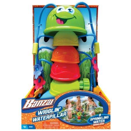 - Banzai Wigglin' Waterpillar by Banzai