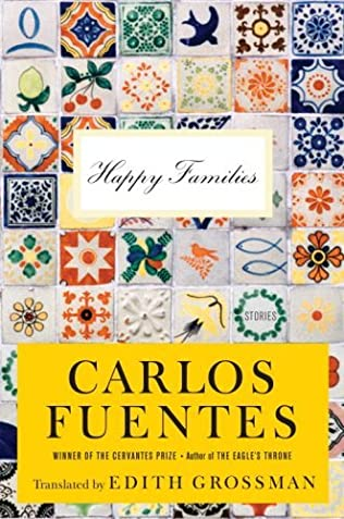 book cover of Happy Families