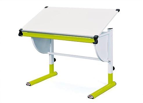 Kinderschreibtisch höhenverstellbar  Links 51084450 Schreibtisch Kinderschreibtisch für Kinder, Holz ...