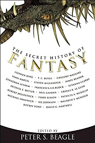 book cover of The Secret History of Fantasy