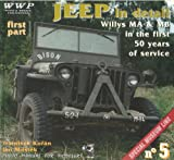 Jeep in Detail: Photo Manual for Modellers, Pt. 1, Willys Jeep Ma/ Mb in Czech Private Collections