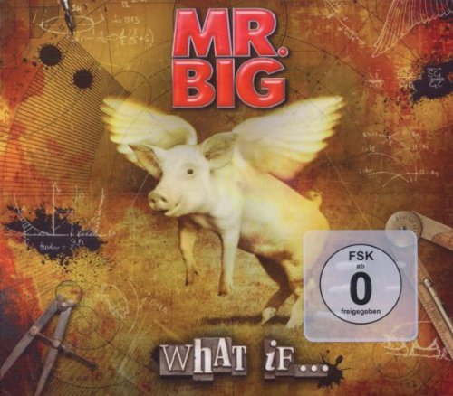 Mr. Big - What If... [cd/dvd Combo] - Zortam Music
