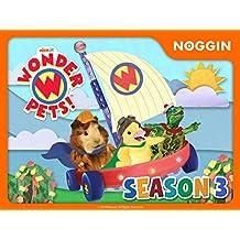 Wonder Pets Season 3