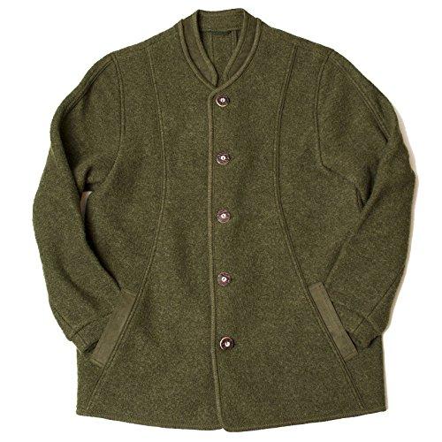 Dachstein Woolwear Men's Traditional 100% Austrian Boiled Wool Jacket (M)