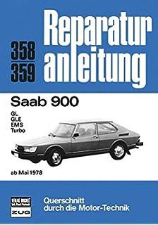 Saab 900 ab 05/1978: GL / GLE / EMS / Turbo