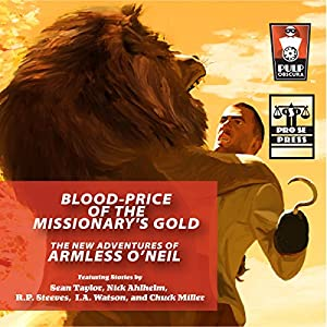 Blood-Price of the Missionary's Gold Audiobook