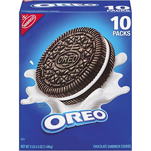 Used, Nabisco Oreo Chocolate Sandwich Cookies - 10 pk. for sale  Delivered anywhere in USA