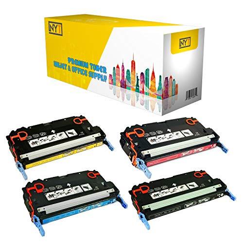(NYTCompatibleCanon 111 BK C M YReplacementforCanon111 TonerCartridgeforUseinCanon imageRUNNER LBP : 5360   imageCLASS : MF9150C   MF9170C - Black Cyan Magenta Yellow - 4 Pack)