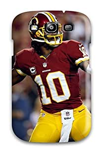 New Fashion Premium Tpu Case Cover For Galaxy S3 - Washingtonedskins O