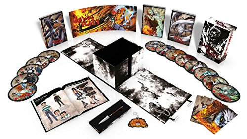 Ushio & Tora - Premium Box Set [Blu-ray] by Section23 Films