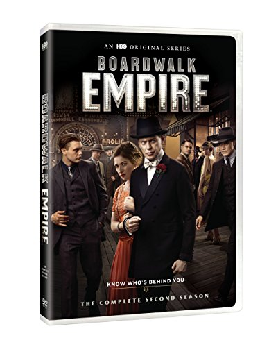 DVD : Boardwalk Empire: The Complete Second Season (Boxed Set, , Repackaged, 4 Disc)